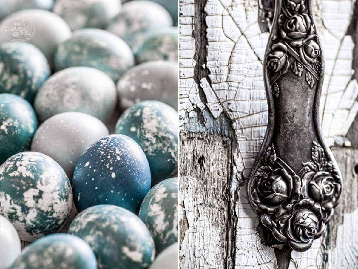 Little Rusted Ladle 18 96 WM- Jena Carlin Photography _Midwest Food Photographer - Natural Dye Blue Marble Easter Eggs-4