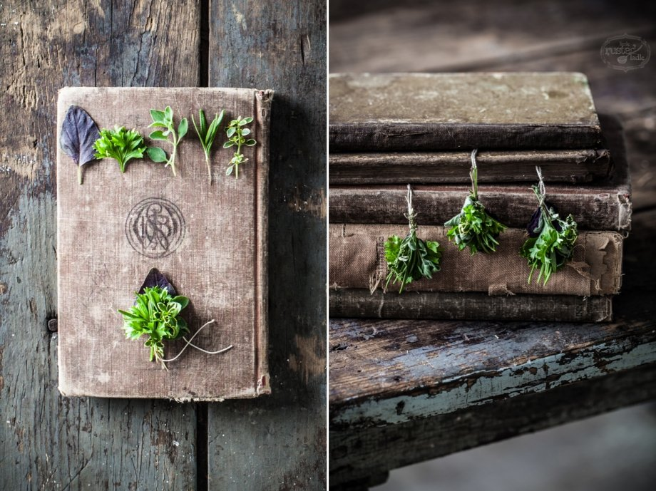 Herb Wreath Craft Rustic Home Decor_Little Rusted Ladle_Jena Carlin Photography_5_96WM