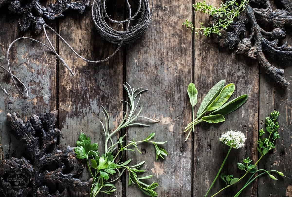 Crafts With Dried Herbs
