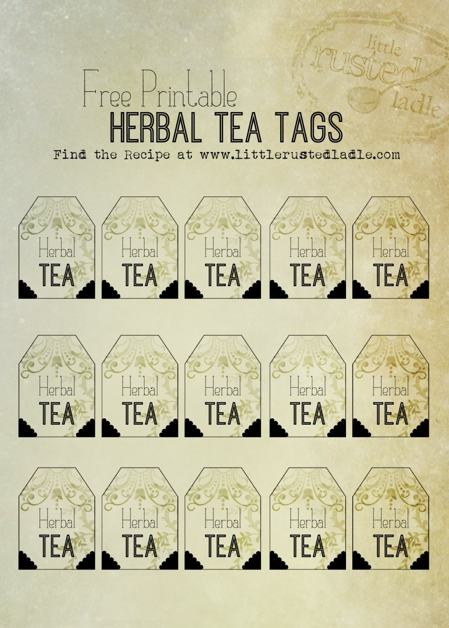 Free Heart Tea Bag Tags Printable — Crafthubs - 920x1288 - jpeg