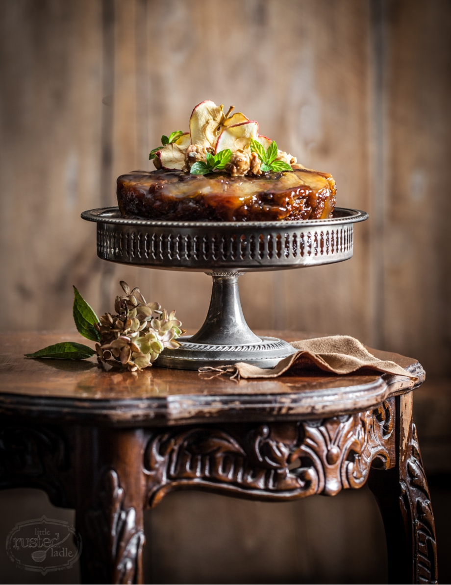 Apple Cider Cake Recipes_Little Rusted Ladle_Jena Carlin Photography_Rude on Food_4 96WM