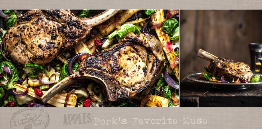 Apple Cider Pork Chop Recipes_Food Photographer_Little Rusted Ladle_Jena Carlin Photography_Rude on Food_12 300