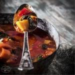 Healthy Detox Vegetable Soup   www.littlerustedladle.com