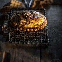 Korean Beef Hand Pies | www.littlerustedladle.com