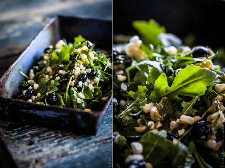 Sweet Corn and Blueberry Salad - Jena Carlin Photography - Midwest food photography - Editorial- 18 96WM-2
