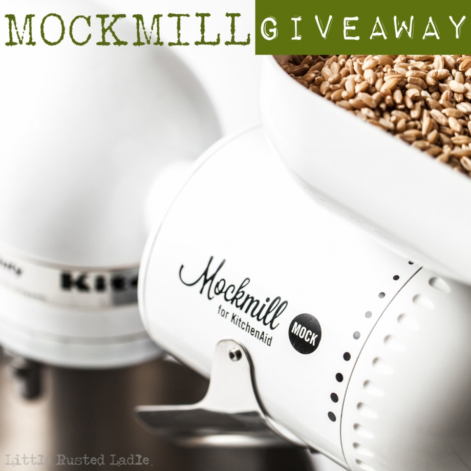 Giveaway - Mock Mill - Parsnip Pumpkin Seed Bread Recipe | Little Rusted Ladle #FoodStyling #FoodPhotography #Parsnips