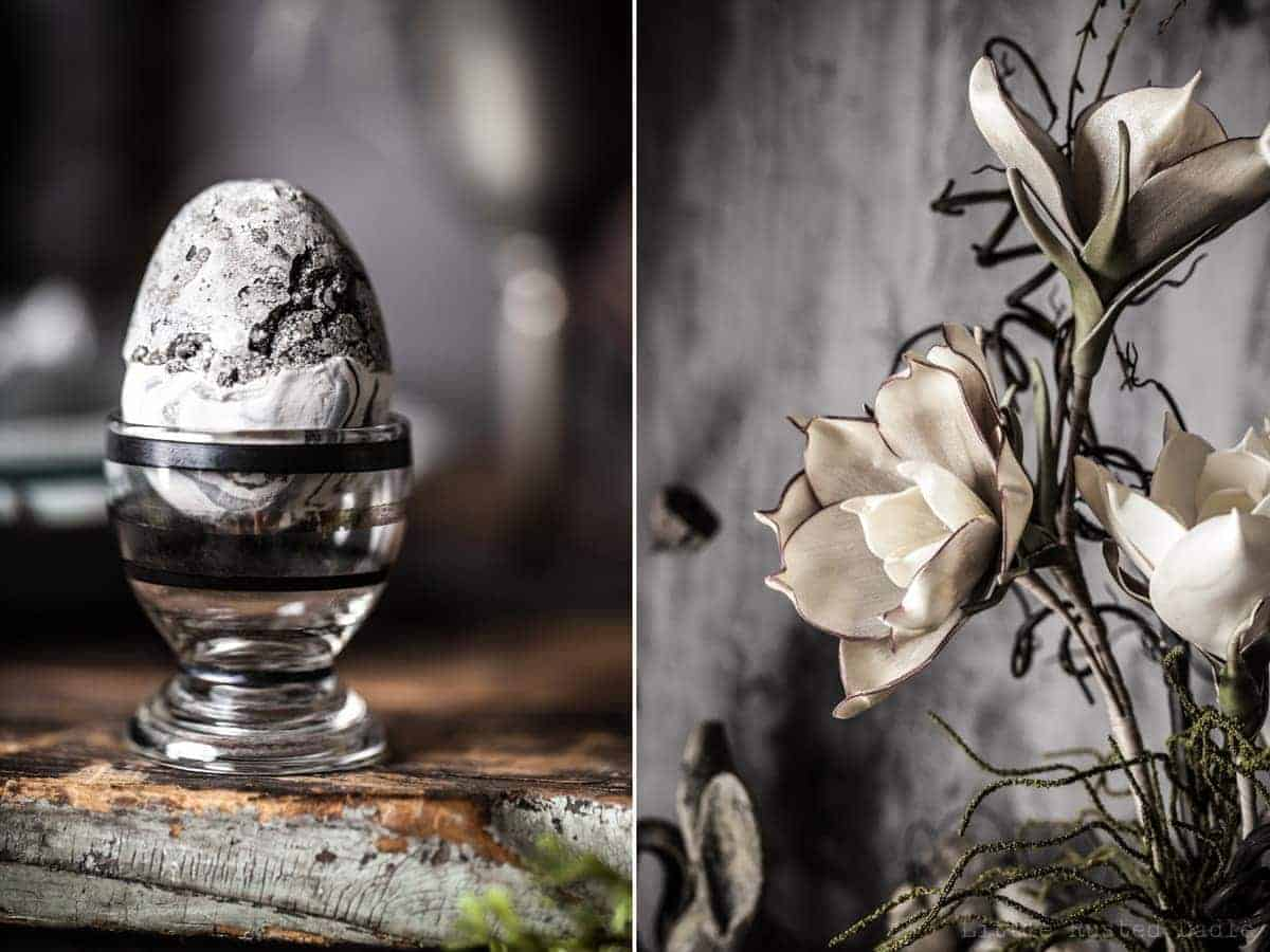 DIY Marble Bird Place Card Holder Easter Decor - Jena Carlin Photography - Little Rusted Ladle - 96 2 KW WM