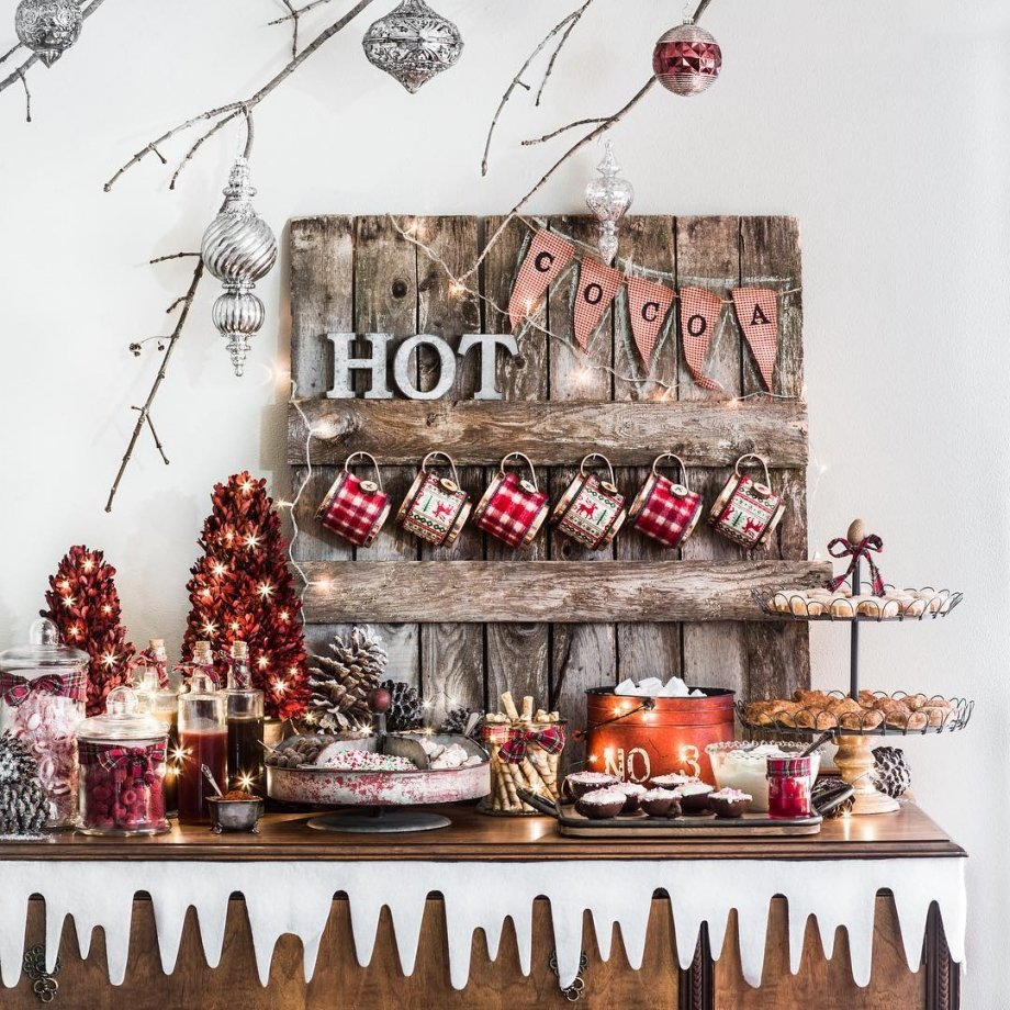 View our Hot Chocolate Bar on marthastewart s home page!hellip