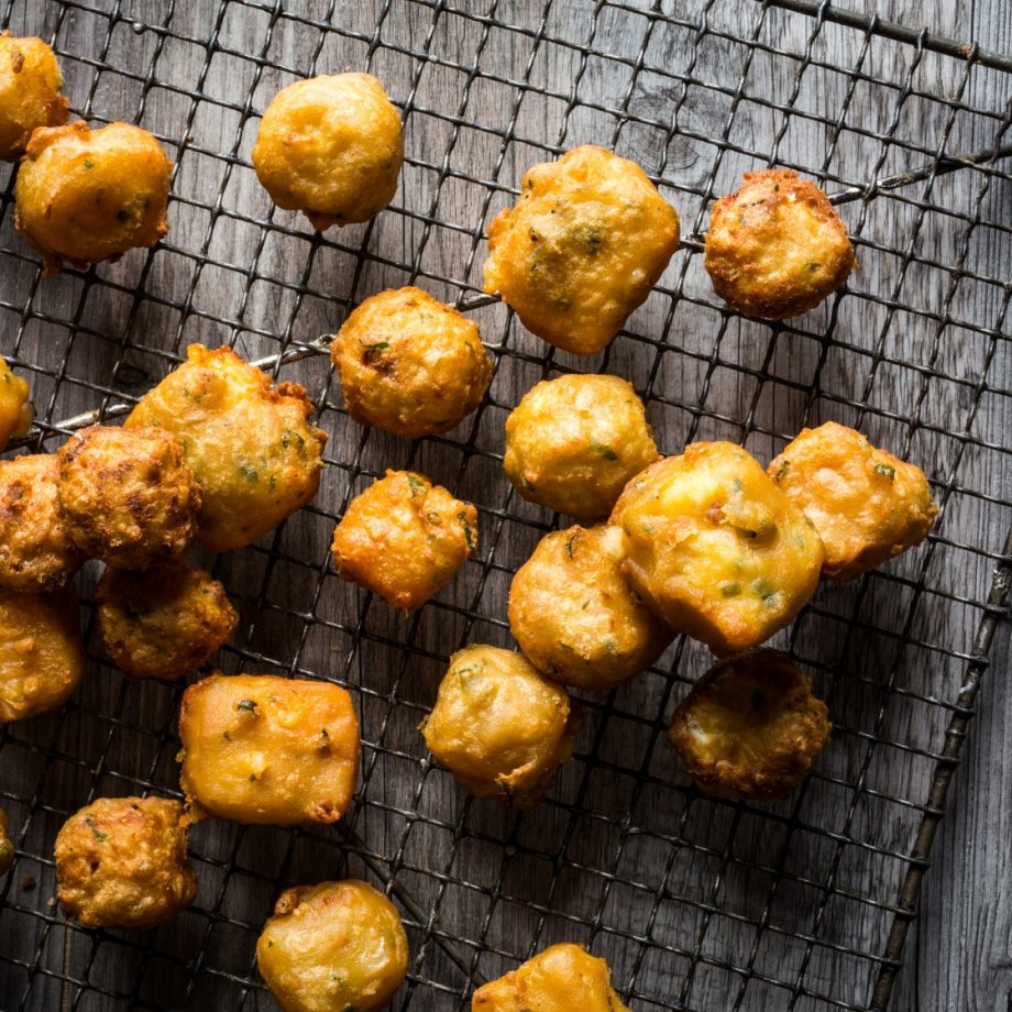 Amazing Fried Cheese - Football Superbowl Party Best Appetizer Ever - Little Rusted Ladle - Jena Carlin Photography - Web-2