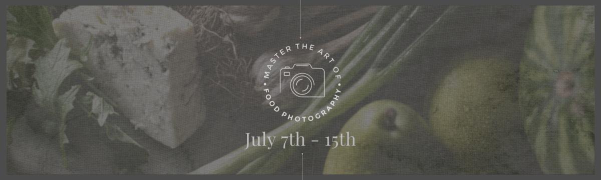 9Food Photography Summit Graphics
