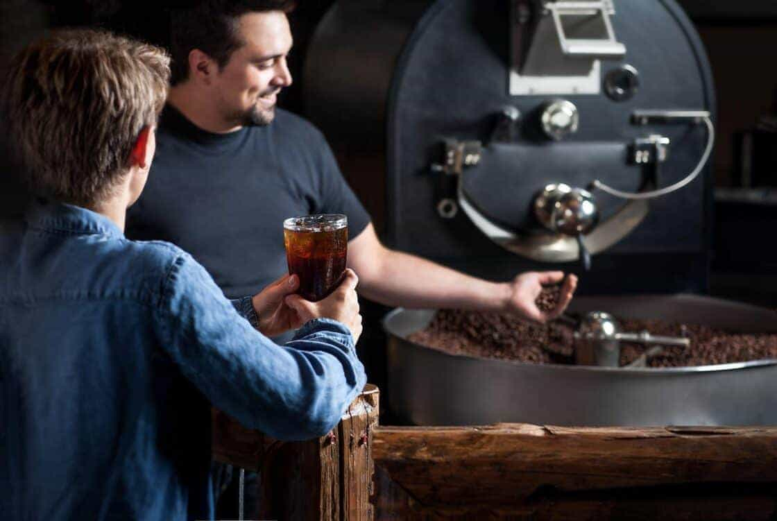 coffee roasting lesson