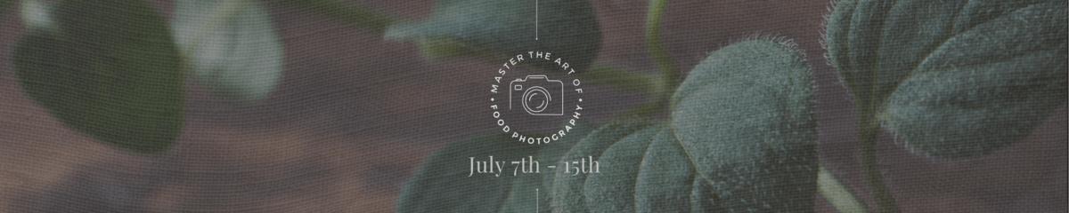 food Photography Summit