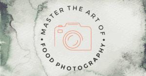 food photography summit logo camera