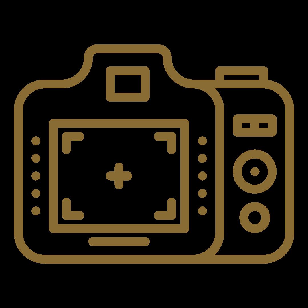 DSLR Camera icon by Nikita Golubev | FlatIcon