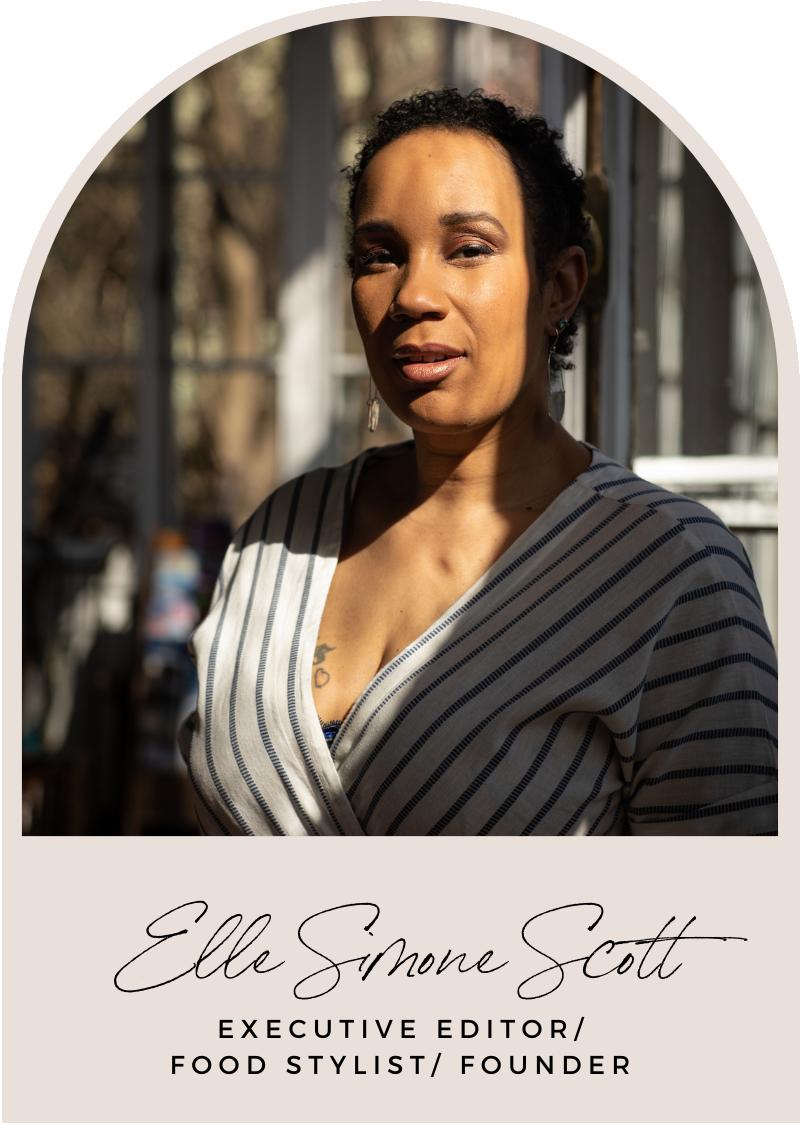Elle Simone Scott speaker