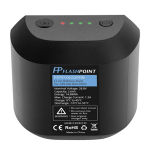 Flashpoint Lithium-Ion Battery Pack