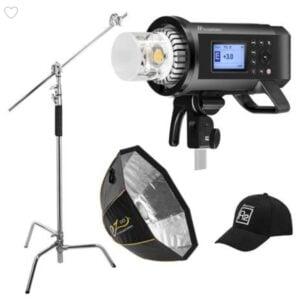 Flashpoint 600PRO kit