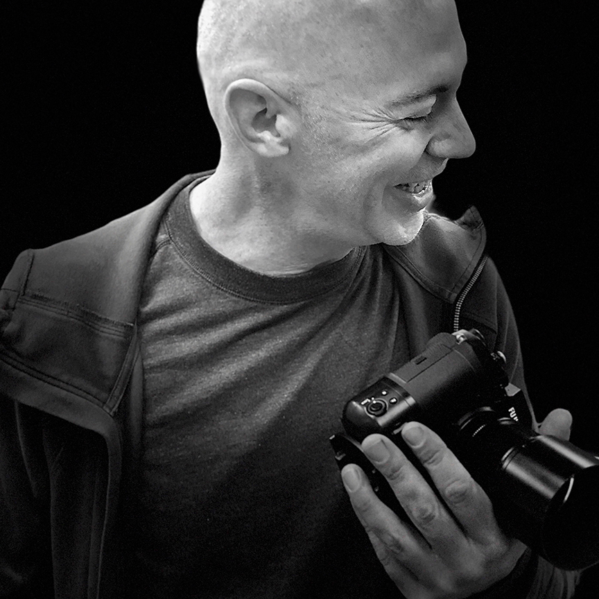 Steve Legato speaker at Food Photo Affair ad photography events