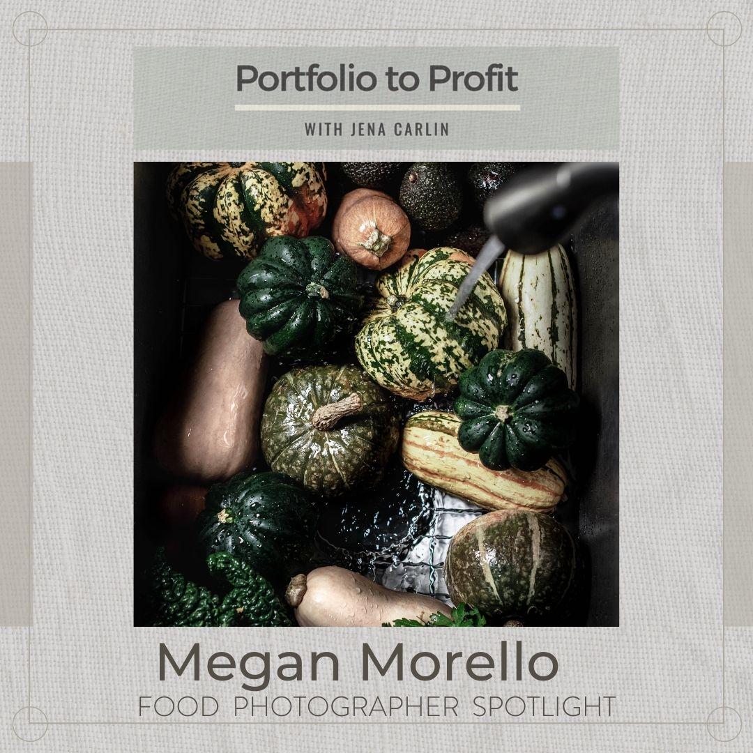 Portfolio to Profit Apprentice Photographer Spotlight: Megan Morello